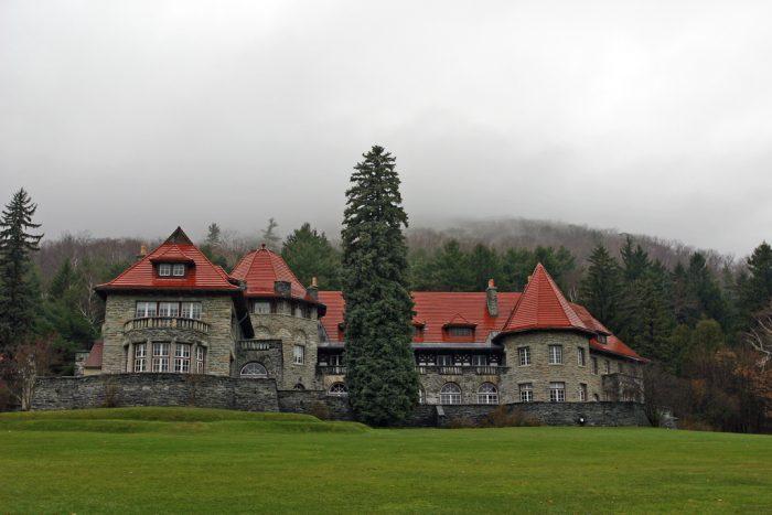 5.  Southern Vermont College, Bennington