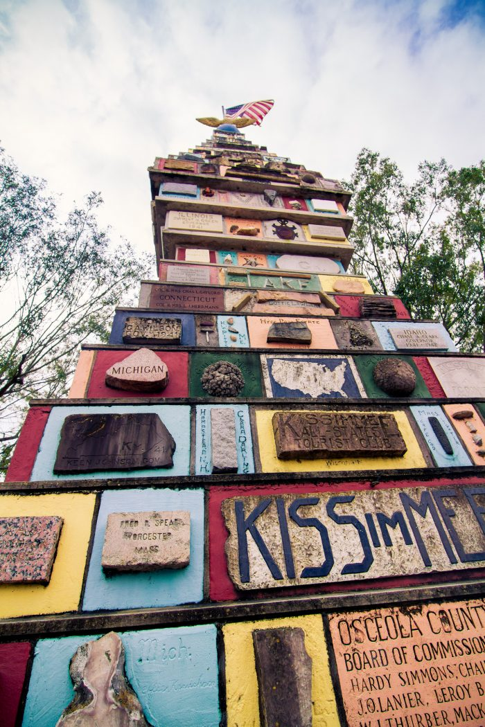 9. Monument of States, Kissimmee