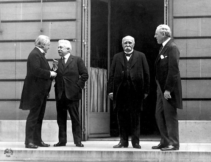 Paris Peace Conference, 1919