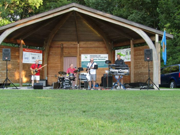 There are so many events at Killen's Pond throughout the summer