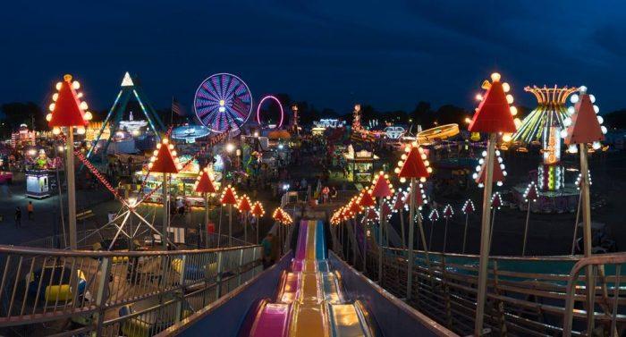 9. South Dakota State Fair - Huron