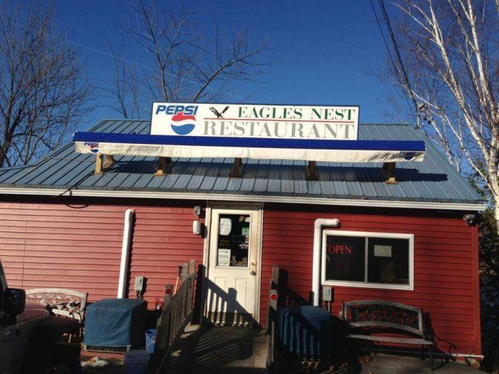 6. Eagle's Nest Restaurant, Brewer