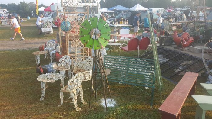 1. Elephant's Trunk Country Flea Market (New Milford)