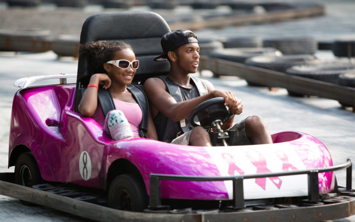 Adventure runs wild at Woodloch Resort. Take a spin around a go cart course. Go zip lining. Or, head out on an old-fashioned scavenger hunt.