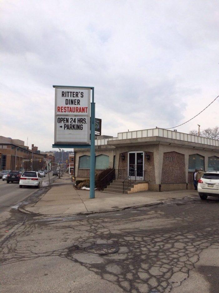 11. Ritter's Diner – 5221 Baum Boulevard