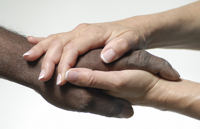 13. ...friendly people who always offer a helping hand…