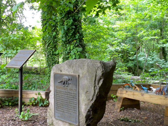 3. Hadrosaurus Foulkii Discovery Site, Haddonfield