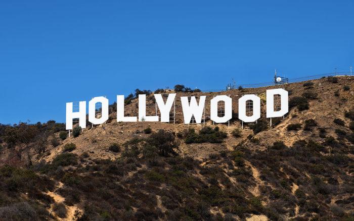 3. Hollywood Sign, California