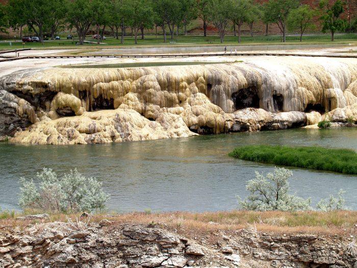 10. Thermopolis Hot Springs