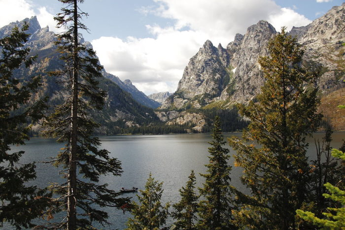 3. Jenny Lake Trail