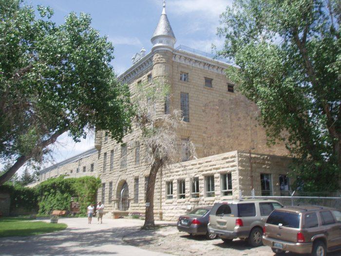 4. Wyoming Frontier Prison Tour