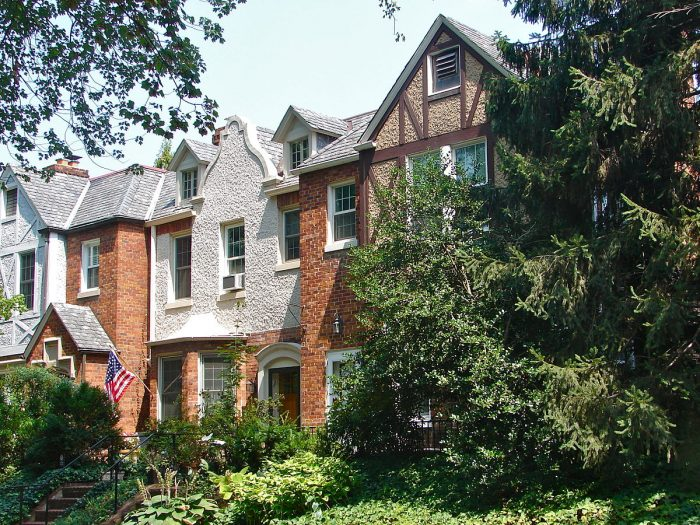 7 Most Beautiful Neighborhoods In Washington Dc