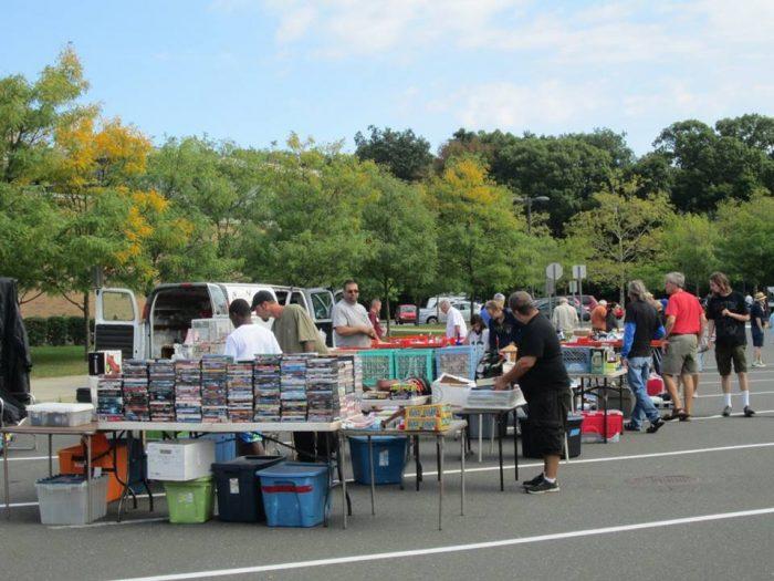 Fairfield Warde High School Flea Market