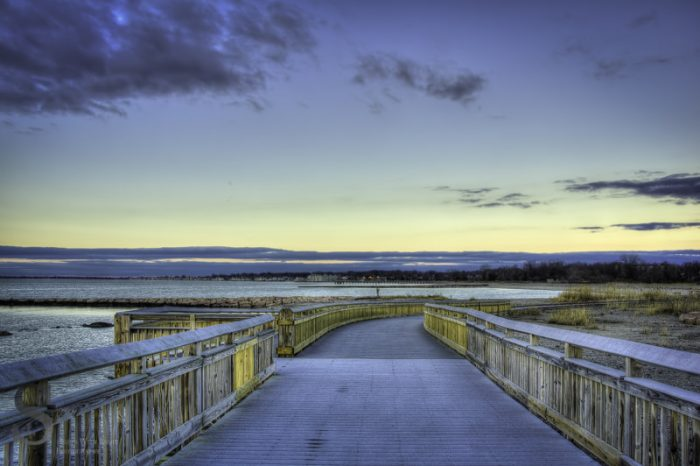 4. Silver Sands State Park (Milford)