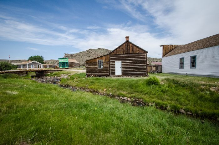 9. Visit a ghost town like only Wyoming could have... South Pass.