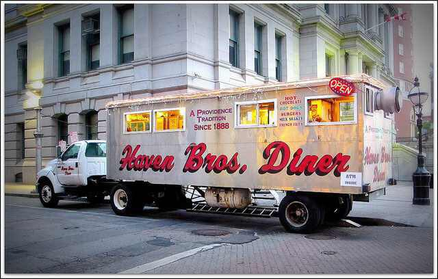 2. Haven Bros. Diner, Providence