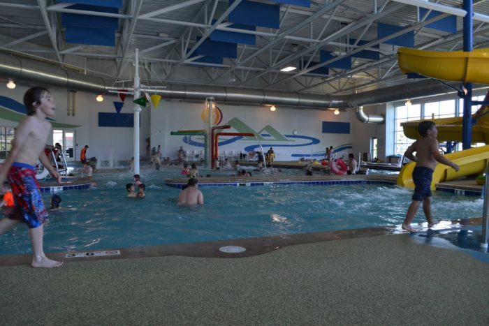 2. Casper Family Aquatic Center