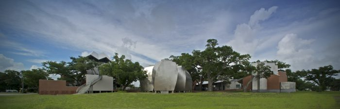 Explore the Ohr-O'Keefe Museum of Art.