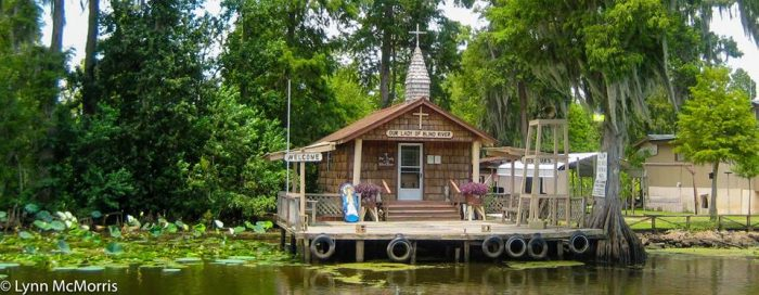 7. Our Lady of Blind River Chapel, Blind River, St. James Parish