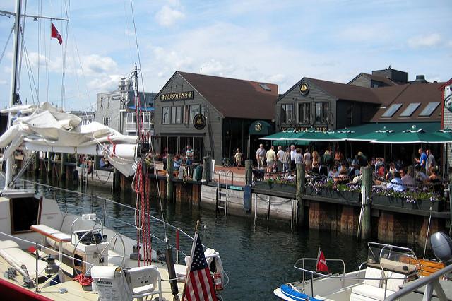 3. Bowen's Wharf, Newport