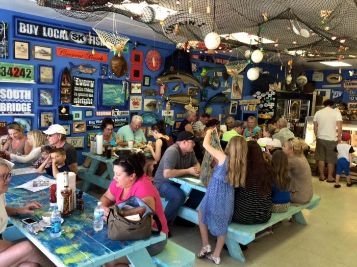 3. Big Water Fish Market, Siesta Key