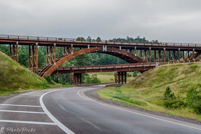 5. Overlapping Bridges in the Black Hills