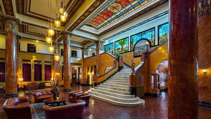 3. The Gadsden Hotel (Douglas, AZ)