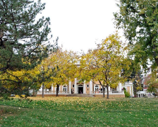3. Grant-Humphreys Mansion