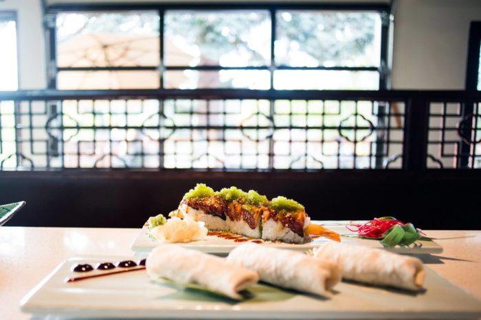 2. Chi Chinese & Sushi Bar, Bend