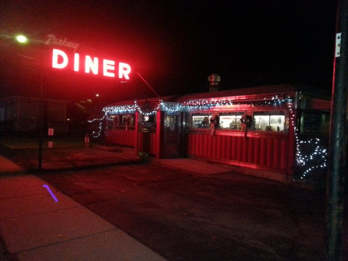 8.  Parkway Diner - 1696 Williston Rd, South Burlington