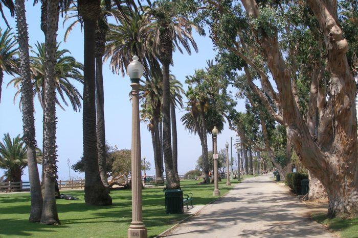 5. Palisades Park -- Santa Monica