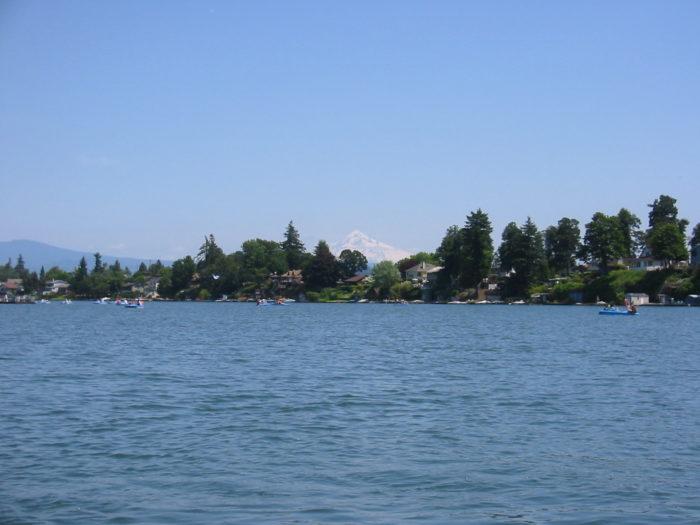 1. Blue Lake