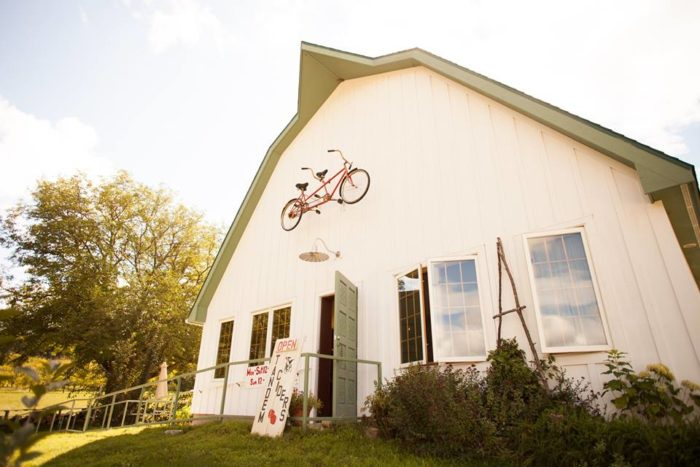 7. Tandem Ciders (2055 N. Setterbo Road, Suttons Bay)