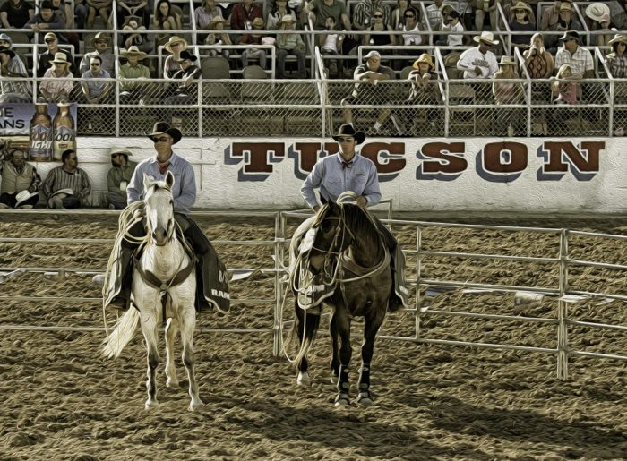9. Don't listen to those naysayers! Arizona has a culture deeply associated with the West, like rodeos...