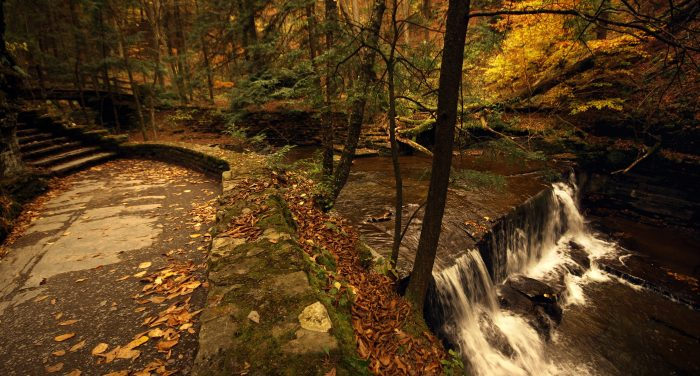 Fillmore Glen is one of the most beautiful gorges you can explore out in the Finger Lakes, a must visit for any New Yorker.