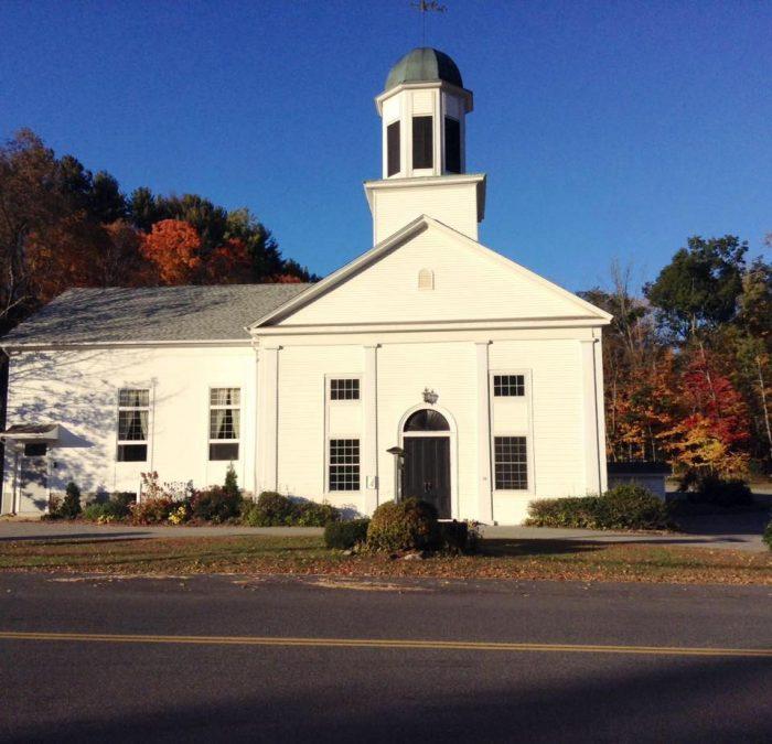 1. North Leverett Baptist Church