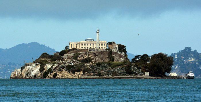 20. Alcatraz