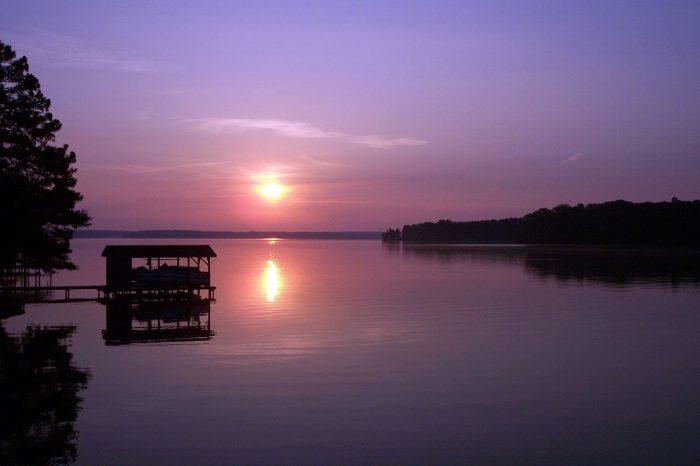11. Lake Gaston (South Hill)