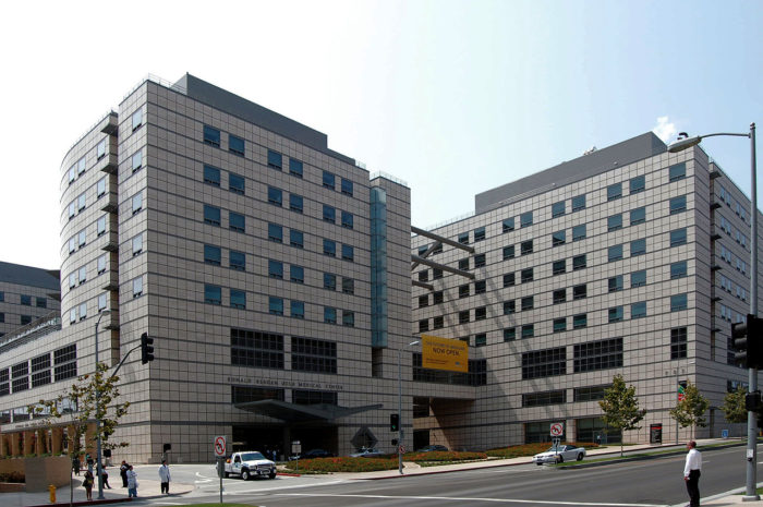 2. Ronald Reagan UCLA Medical Center -- Los Angeles