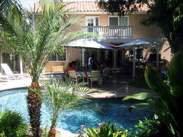 7. Swimming Pool