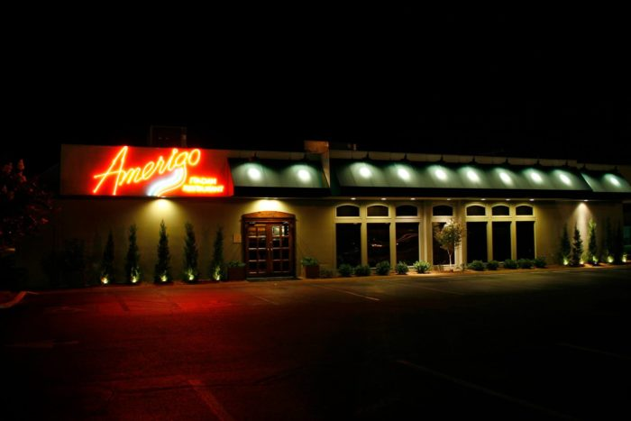 8. Italian: Amerigo, Ridgeland