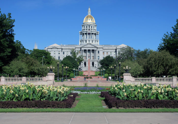 1. Take a self-guided walking tour of downtown Denver.