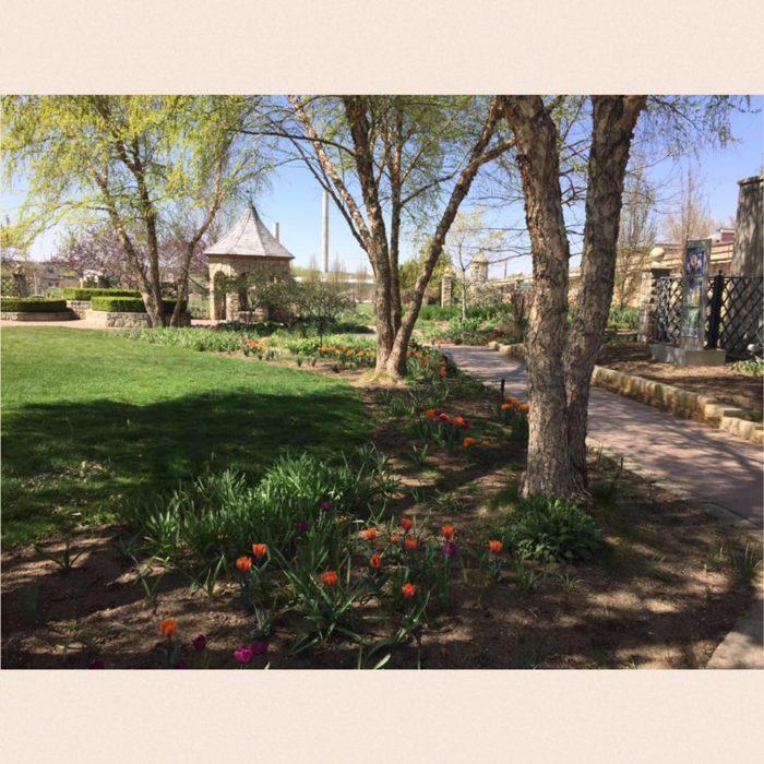 2. Idaho Botanical Garden