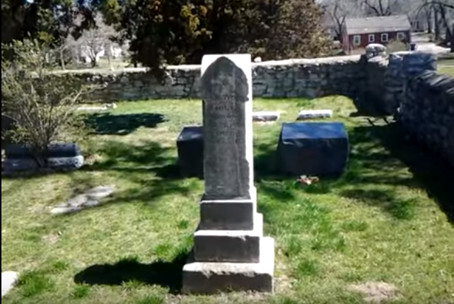 8. Hill Park Cemetery – Independence