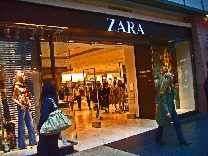 13. Zara