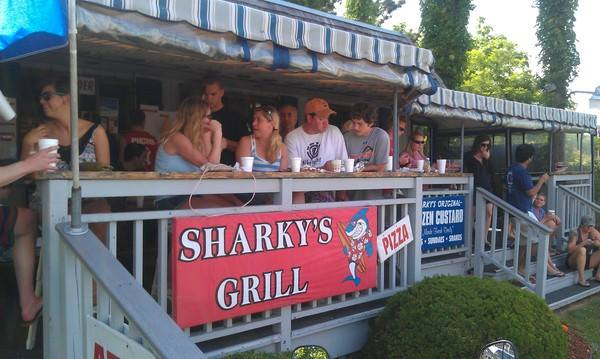 5. Sharky's Grill, Dewey Beach