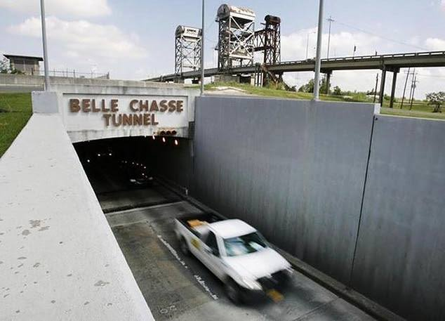 Plaquemines Parish politicians believed that building a tunnel was superior to drawbridges.