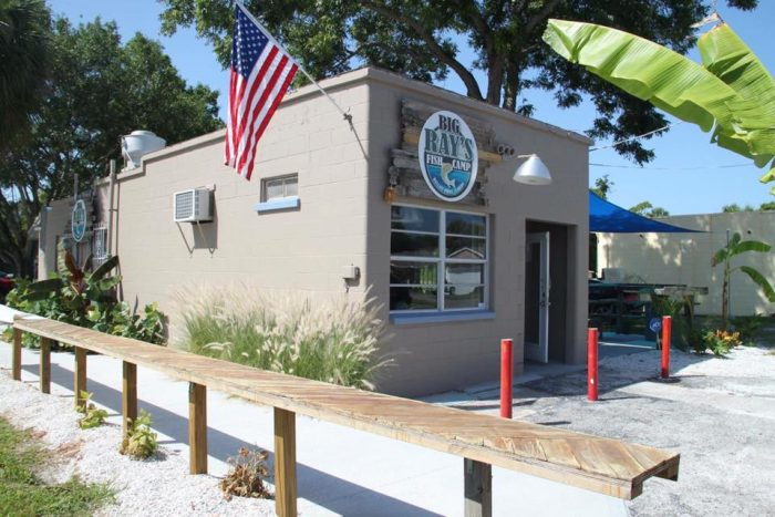 2. Big Ray's Fish Camp, Tampa