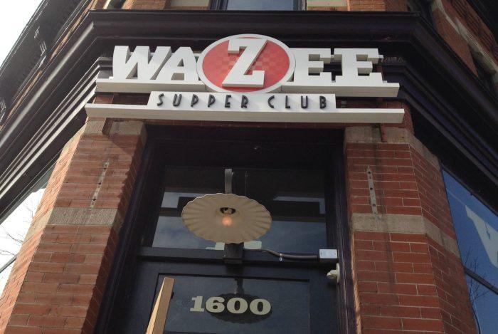 5. Wazee Supper Club