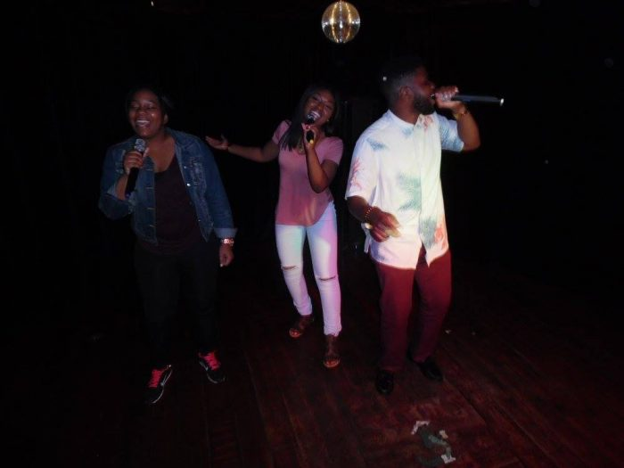 End your night at the 24/7 Kajun's, where there is karaoke going all night long! Now it's your time to sing!